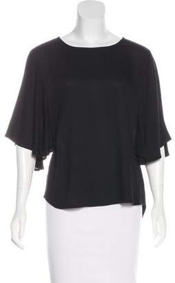 Ella Moss Jersey Short Sleeve Top