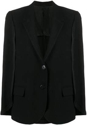 Neil Barrett cape-style blazer