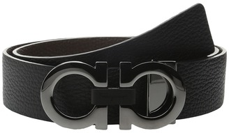 Salvatore Ferragamo - Reversible/Adjustable Belt - 678783 Men's Belts $360 thestylecure.com