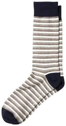 Banana Republic Aspen Stripe Sock