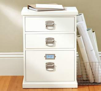 Pottery Barn Bedford 3-Drawer File Cabinet