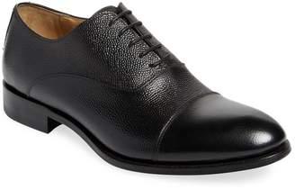 Gordon Rush Italy Men's Cap-Toe Leather Oxford