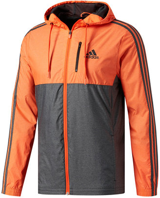 adidas Men's Essential Woven Jacket $65 thestylecure.com