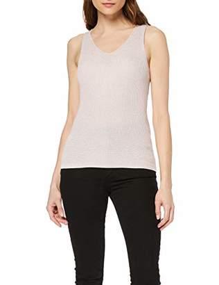 Comma Women's 81.903.63.5000 Vest Top,(Size: 40)