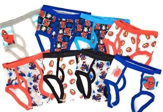 Spiderman Handcraft Marvel Homecoming 8-Pack Boys Briefs Underwear