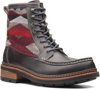 Clarks R) Ottawa Peak Moc Toe Boot