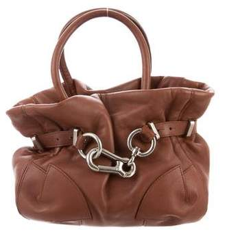 Stuart Weitzman Mini Leather Tote