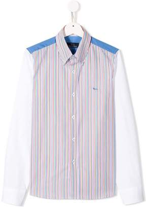 Harmont & Blaine Junior TEEN front striped shirt