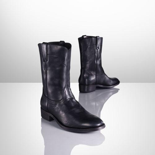 Ralph Lauren Ackley Vachetta Boot
