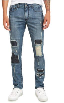 INC International Concepts I.n.c. Men Ripped Skinny Jeans