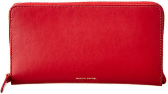 Mansur Gavriel Leather Continental Wallet