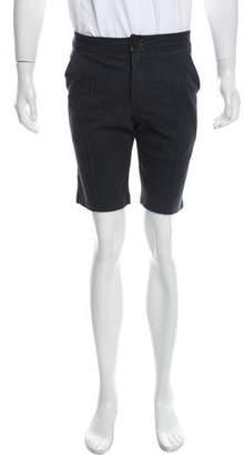 Alexander Wang Flat Front Knit Shorts