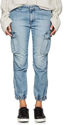 "Nili Lotan Women's ""French Military"" Cargo Jeans"