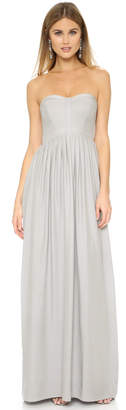 Parker Parker Black Bayou Gown $298 thestylecure.com