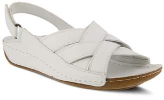 Spring Step Arnita Cross Strap Sandal