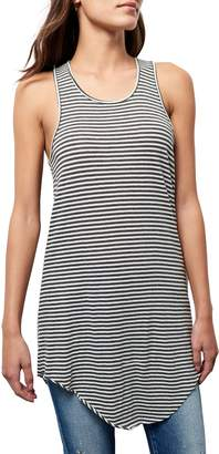Frank And Eileen Stripe Long Layering Tank