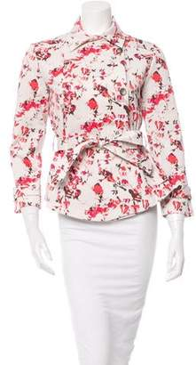Thakoon Printed Jacket w/ Tags
