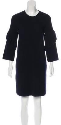 Tory Burch Wool Mini Dress