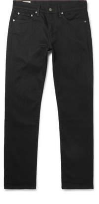 Levi's 511 Slim-fit Stretch-denim Jeans - Black