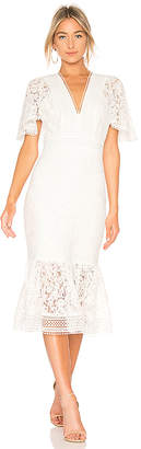 Lover Sovereign Midi Dress