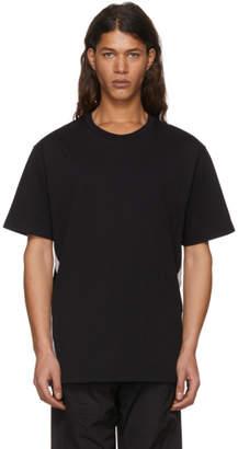 Versus Black and Grey Logo T-Shirt