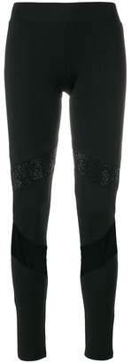 Philipp Plein strass embellished leggings