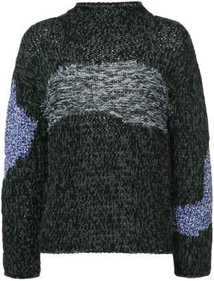 Oamc Acid Oversized sweater