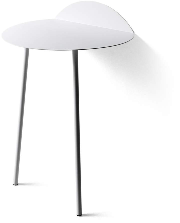 Menu - Yeh Wand-Tisch, hoch, Weiß