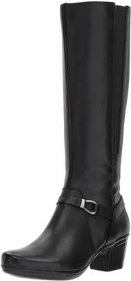 Clarks Women's Emslie Sinai Riding Boot