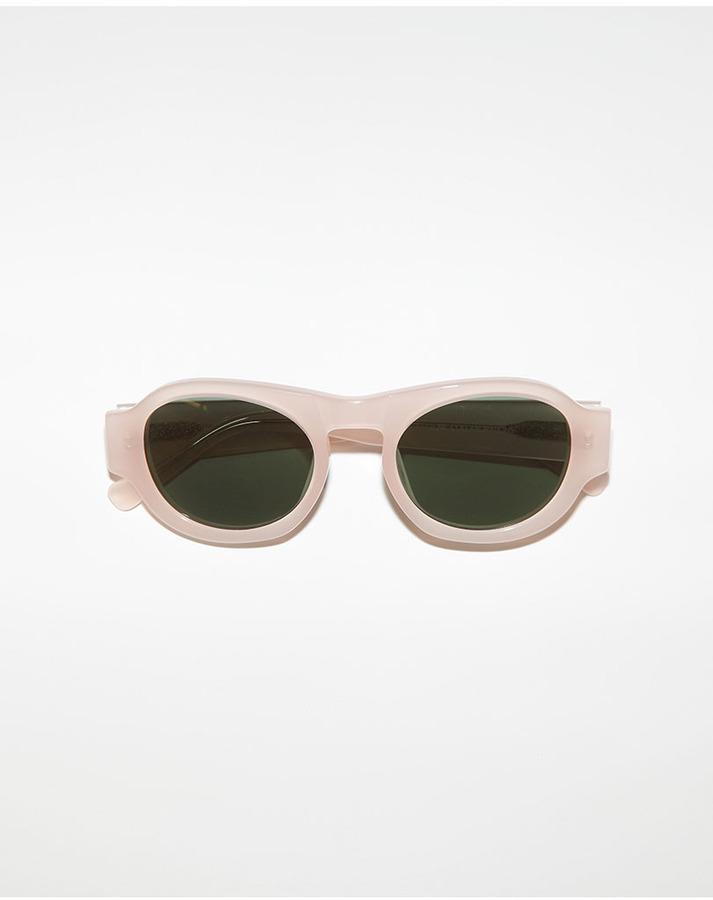 Dries Van Noten x Linda Farrow / translucent sunglasses