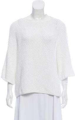 Dusan Dušan Heavyweight Short Sleeve Sweater