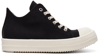 DRKSHDW by Rick Owens Low Sneakers $620 thestylecure.com