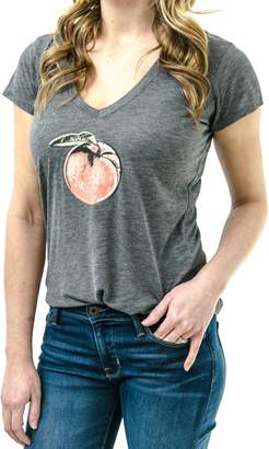 Produce First Trimester Peach Maternity Tee