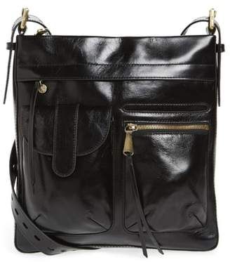 Hobo Crusade Leather Crossbody Bag