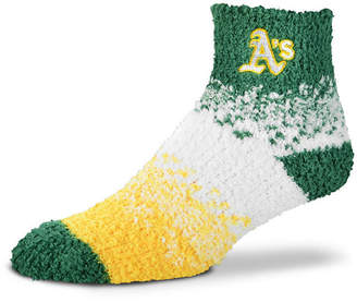For Bare Feet Oakland Athletics Marquee Sleep Soft Socks