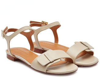 Clergerie Azalee Leather Sandals