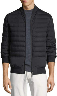 Ermenegildo Zegna Quilted Down Field Jacket