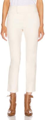 Isabel Marant Ovida Trouser in Ecru | FWRD