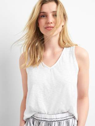 Gap Slouchy wrap-back tank