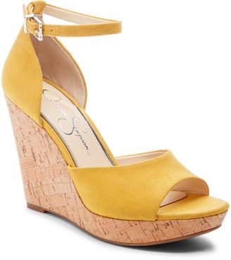 Jessica Simpson Jarella Platform Wedge Sandal