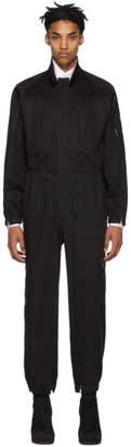 Random Identities Black Versatile Flight Suit