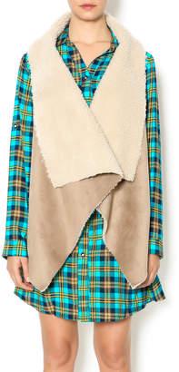 Elan International Faux Lamb Vest