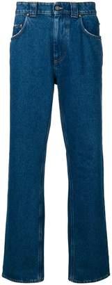 Martine Rose Napa By straight-leg jeans