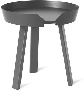 Muuto Around small coffee table - Anthracite