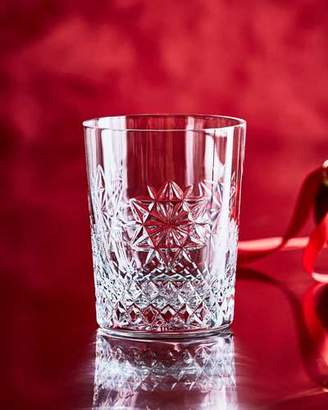 Waterford Crystal Snowflake Wishes Friendship Double Old-Fashioned, Clear