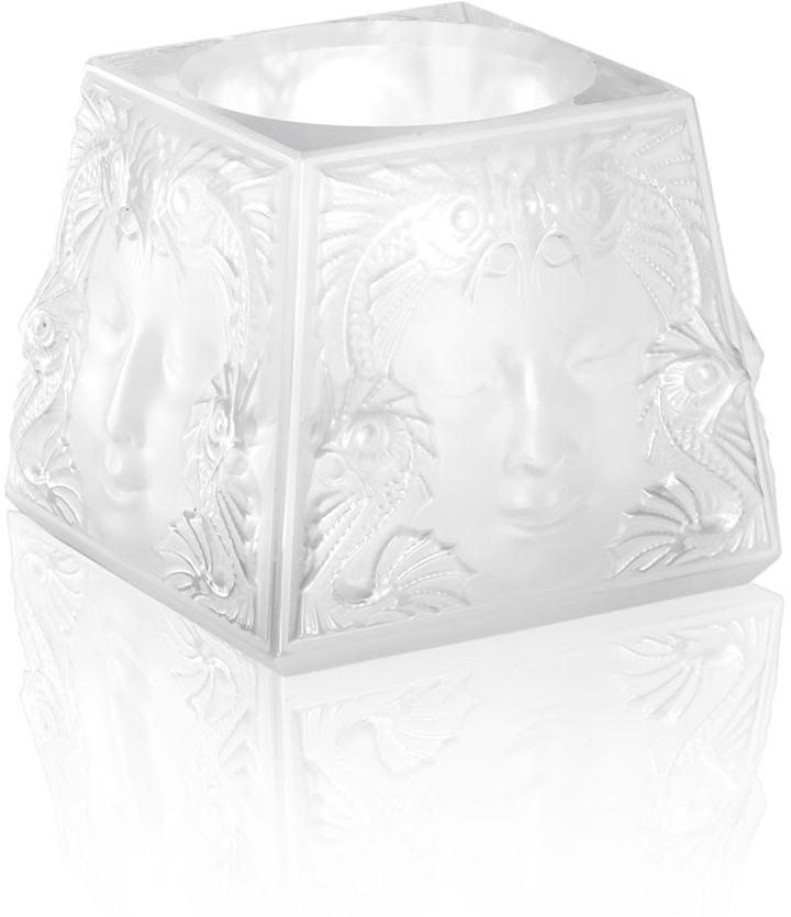 """Lalique Masque"""" Votive"""