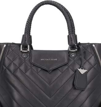 Michael Kors Blakely Leather Handbag