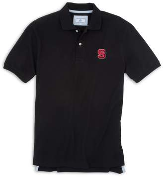 Southern Tide NC State Wolfpack Pique Polo Shirt