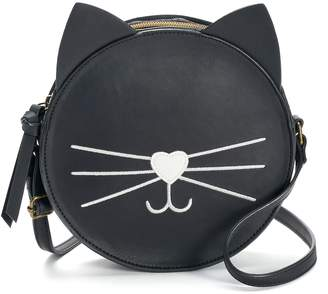 T-Shirt & Jeans T Shirt & Jeans Cat Canteen Crossbody Bag