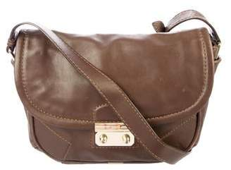 Marc by Marc Jacobs Leather Flap Crossbody Bag
